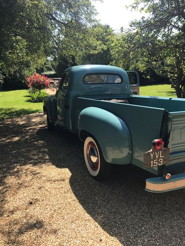 Rare Studebaker 1949 2R10 Pickup For Sale (picture 4 of 6)