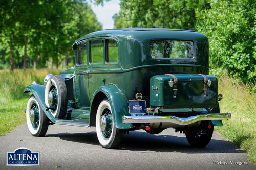 Studebaker President Eight Model 80, 1931 SOLD (picture 5 of 6)