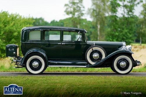 Studebaker President Eight Model 80, 1931 SOLD (picture 6 of 6)