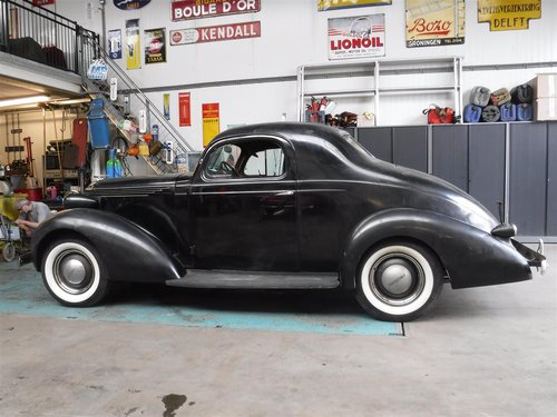 Perfect original 1937  Studebaker Coupe For Sale (picture 2 of 6)