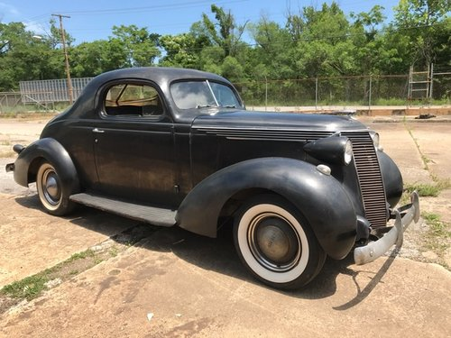 Perfect original 1937  Studebaker Coupe For Sale (picture 6 of 6)