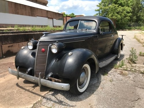 Studebaker Dictator coupe 1937 For Sale (picture 1 of 6)