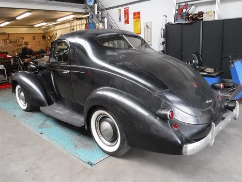 Studebaker Dictator coupe 1937 For Sale (picture 3 of 6)