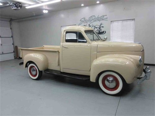 1947 Studebaker M45 Pickup Fully Restored For Sale (picture 1 of 6)