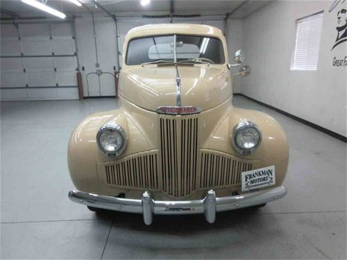 1947 Studebaker M45 Pickup Fully Restored For Sale (picture 2 of 6)