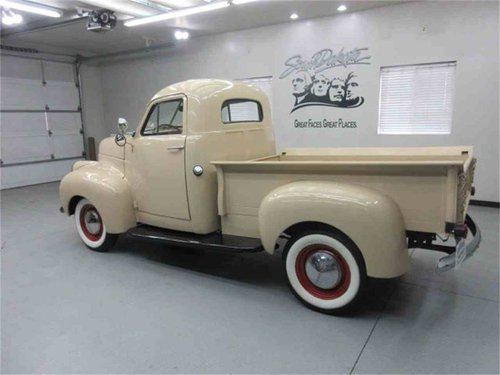 1947 Studebaker M45 Pickup Fully Restored For Sale (picture 4 of 6)
