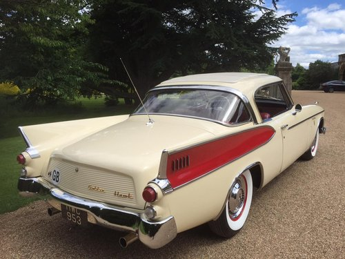 1958 Studebaker Golden Hawk very rare supercharged For Sale   Car