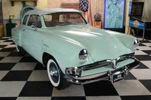 1952 Studebaker Champion 2D Custom Series