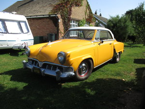 1952 Studebaker Commander  Starliner Coupe For Sale
