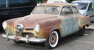1950 Studebaker Champion 2door Sedan For Sale