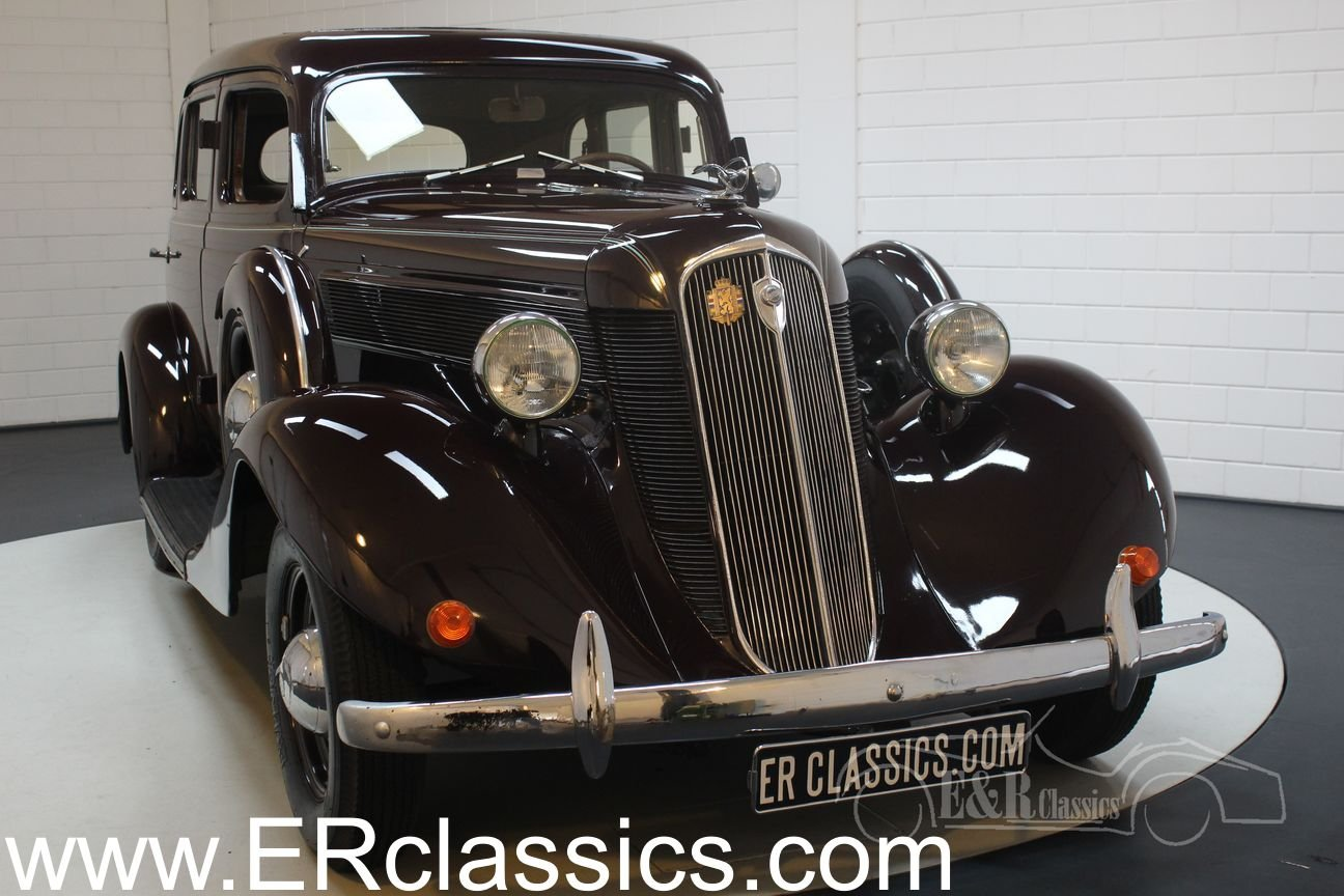 Studebaker Dictator 1935 Rare For Sale (picture 1 of 6)