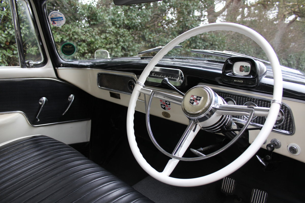 1956 Studebaker Champion RHD, believed the only 1 in Europe SOLD (picture 6 of 12)