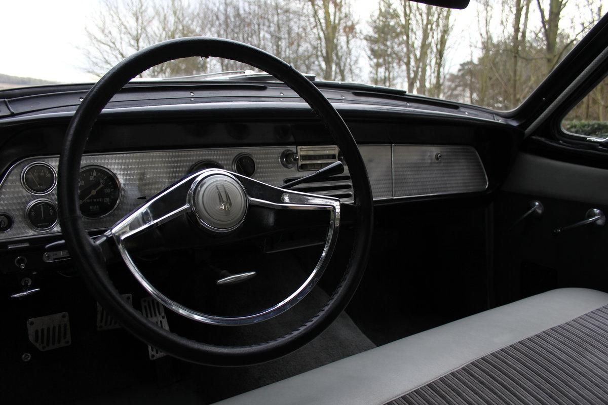 1958 Studebaker Silver Hawk V8, Rare manual, UK registered For Sale (picture 5 of 11)