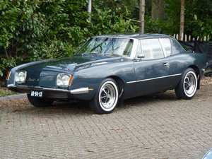1971 Beautiful en rare Studebaker Ávanti II For Sale