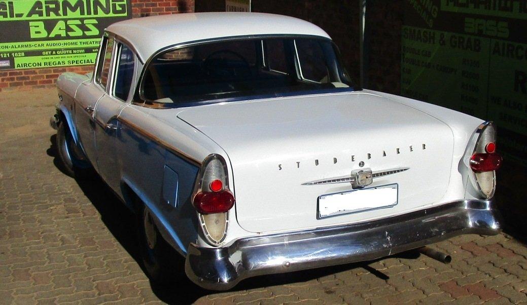 1958 Studebaker Commander V8 For Sale (picture 4 of 6)