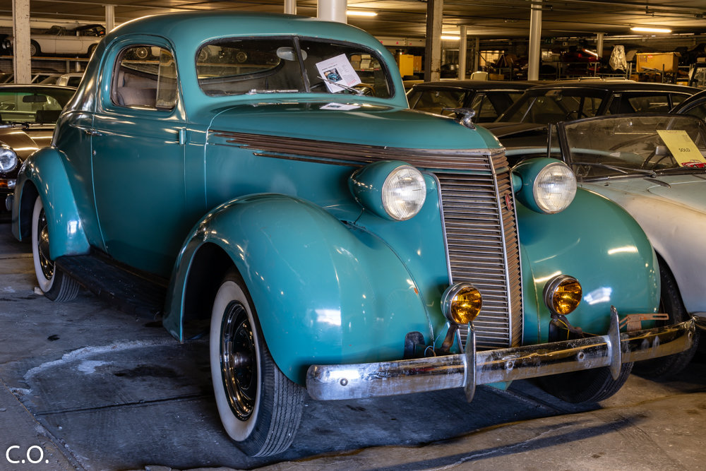 Studebaker Dictator coupé 1937 For Sale (picture 1 of 6)