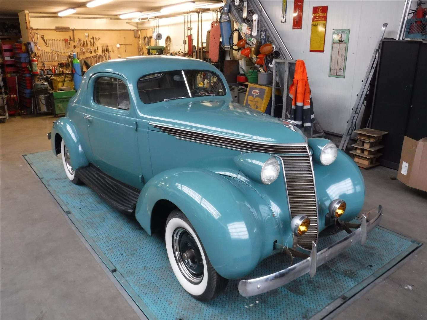 Studebaker Dictator coupé 1937 For Sale (picture 3 of 6)