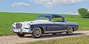 1956 Studebaker Golden Hawk - 352 CID V8 Packard