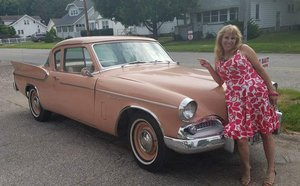 Picture of 1959 Studebaker Silver Hawk For Sale