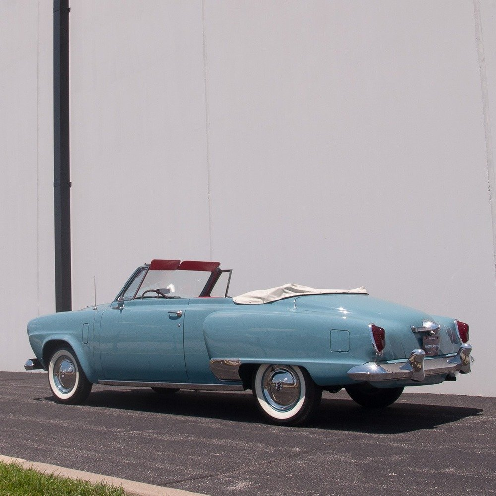 1951 Studebaker Champion Regal Deluxe Convertible = Rare $44 For Sale (picture 2 of 6)