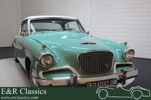 Studebaker Sky Hawk Coupé 1956 Seaside Green For Sale