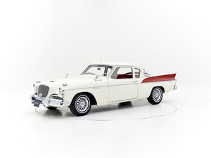 1958 STUDEBAKER SILVERHAWK For Sale by Auction