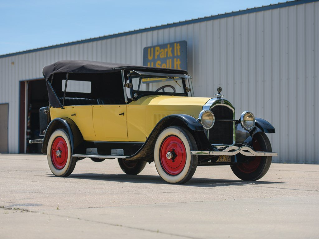 1923 Studebaker EL Touring For Sale by Auction (picture 1 of 6)