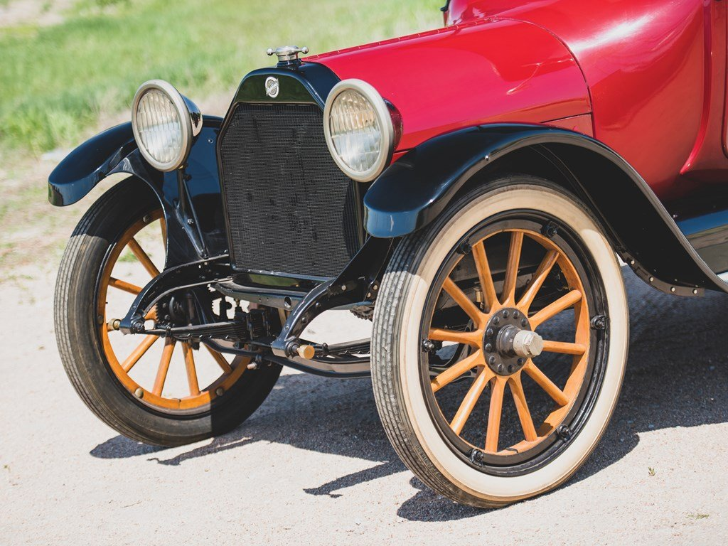 1915 Studebaker Model SD4 Roadster For Sale by Auction (picture 5 of 6)
