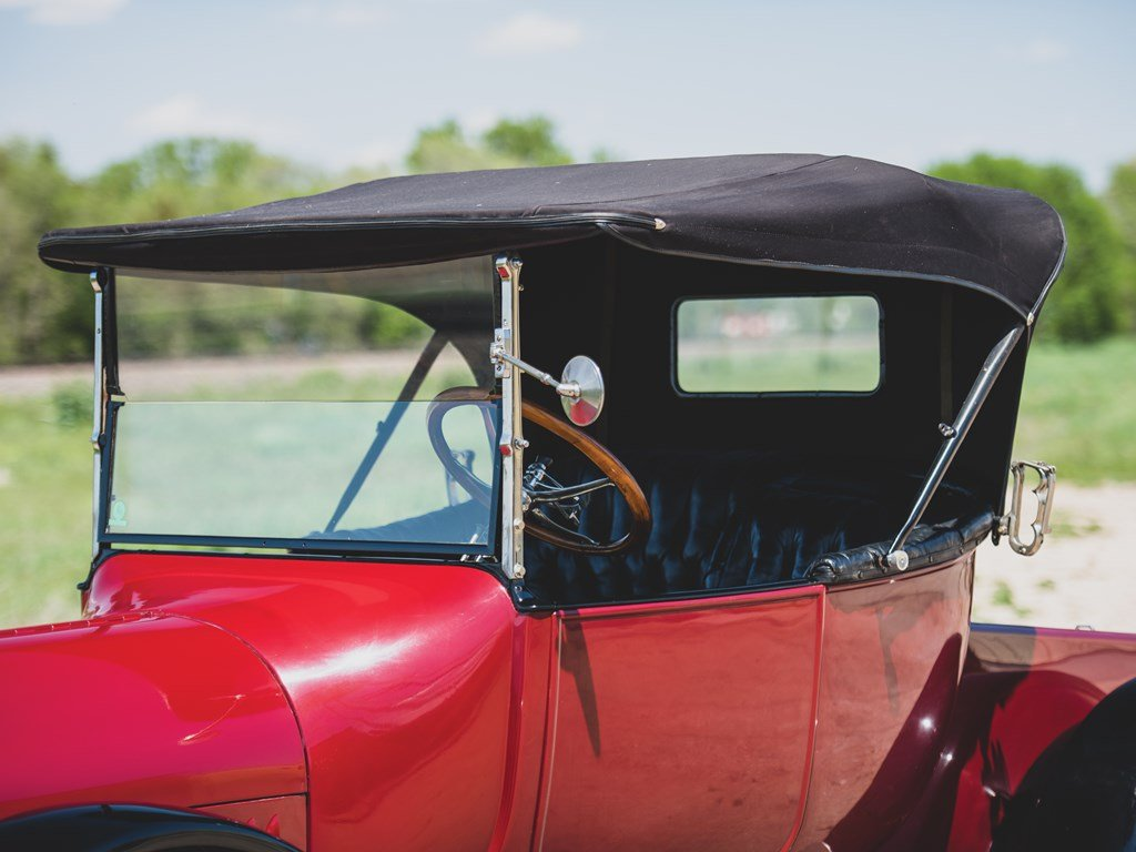 1915 Studebaker Model SD4 Roadster For Sale by Auction (picture 6 of 6)