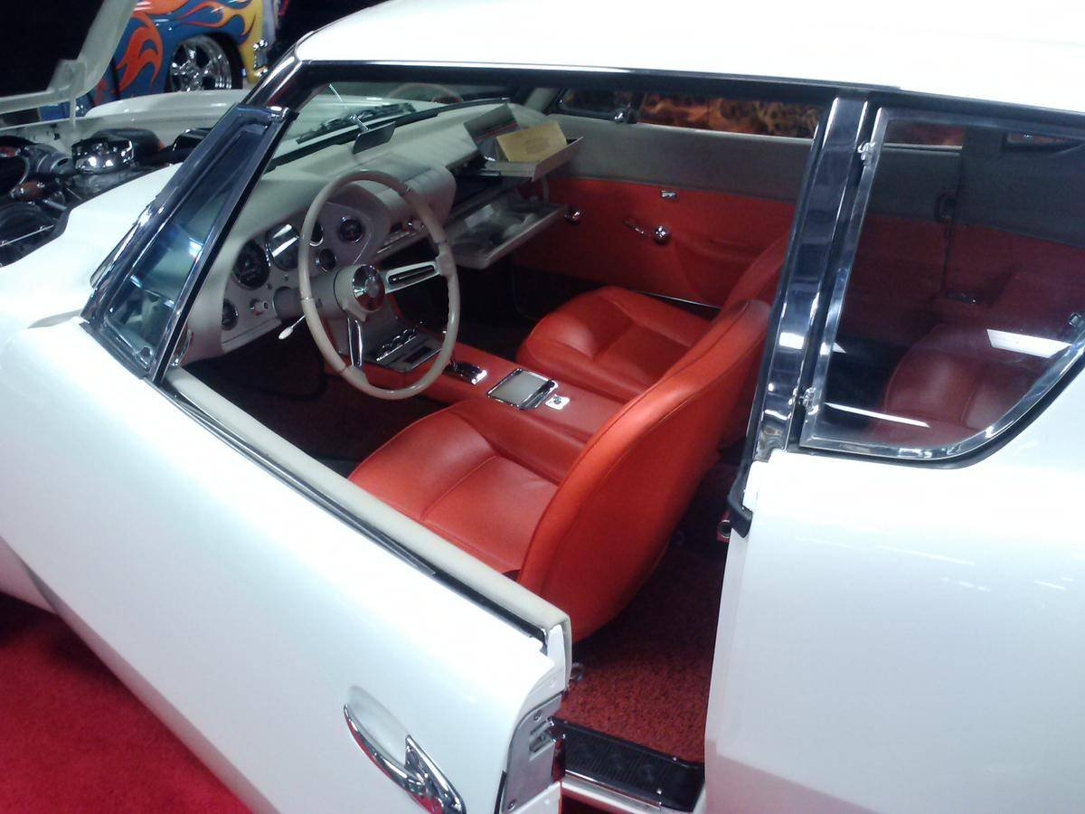 1963 Studebaker Avanti R2 Rare 1 of 50 Colors 32k miles  $43 For Sale (picture 3 of 6)