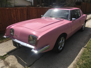 1979 Sudebaker Avanti II = Custom Electric Nissan Leaf $25k For Sale