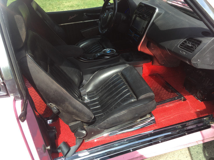 1979 Sudebaker Avanti II = Custom Electric Nissan Leaf $25k For Sale (picture 4 of 6)