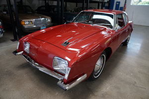 1964 Studebaker Avanti R1 with 68K original miles SOLD
