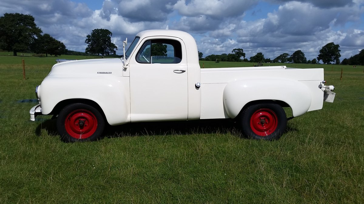 1953 Rare Studebaker 2R6 Pickup For Sale | Car And Classic