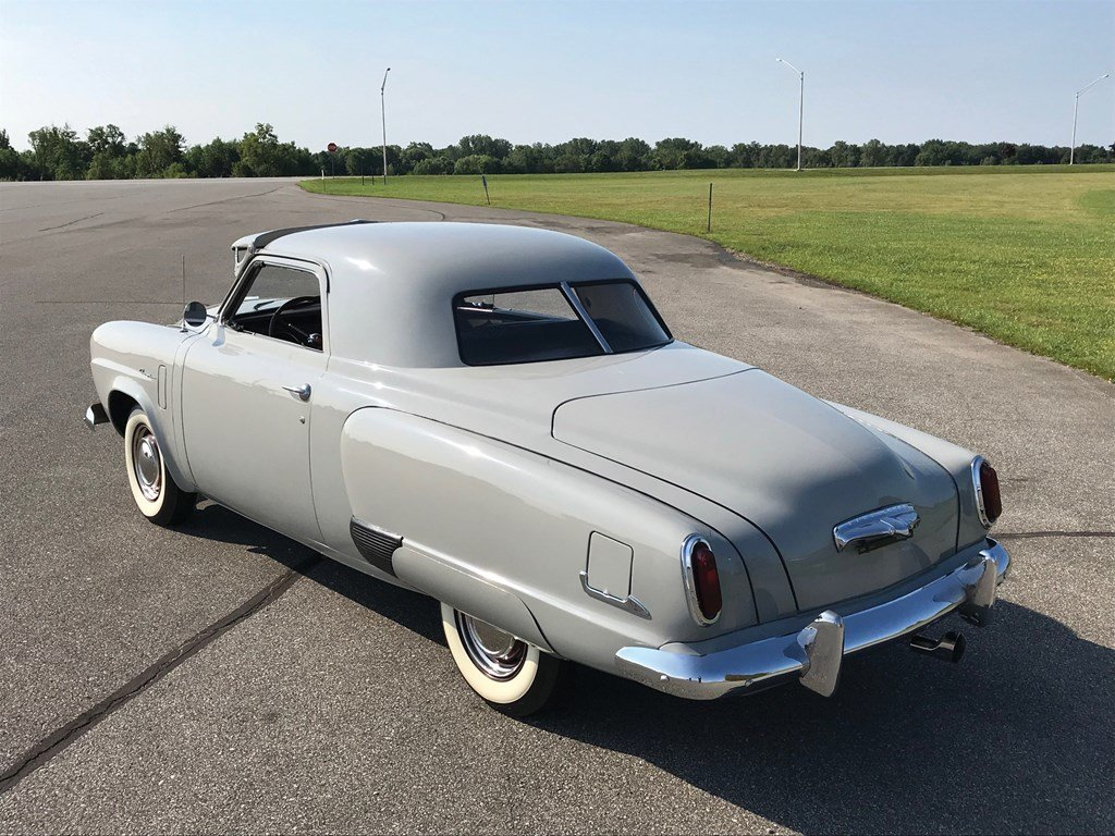 1950 Studebaker Champion Deluxe Business Coupe  For Sale by Auction (picture 2 of 6)