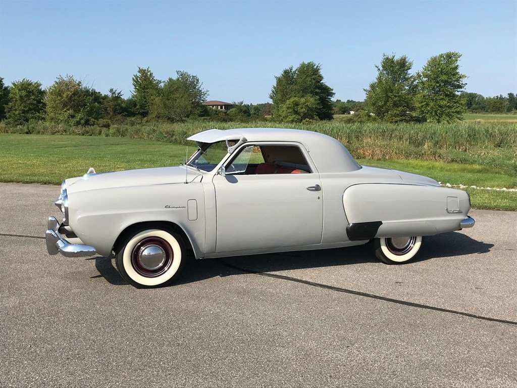 1950 Studebaker Champion Deluxe Business Coupe  For Sale by Auction (picture 5 of 6)