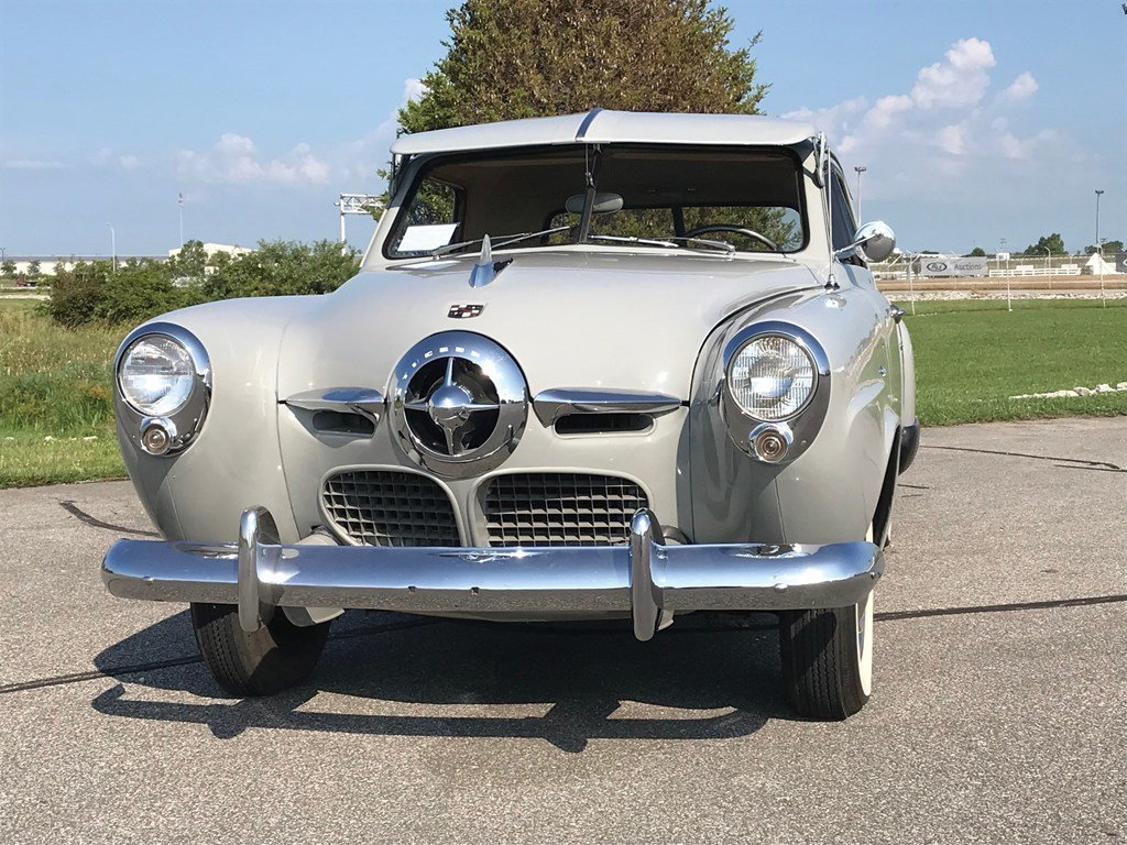 1950 Studebaker Champion Deluxe Business Coupe  For Sale by Auction (picture 6 of 6)