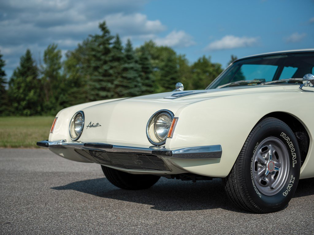 1963 Studebaker Avanti  For Sale by Auction (picture 6 of 6)