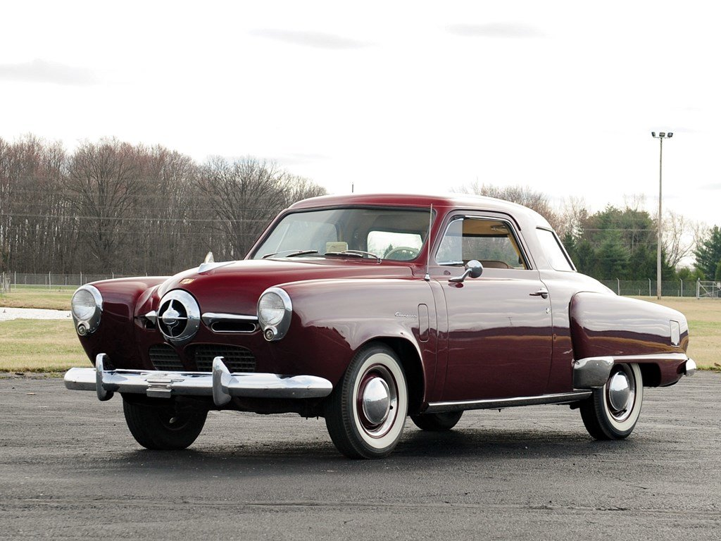 1950 Studebaker Champion  For Sale by Auction (picture 1 of 6)