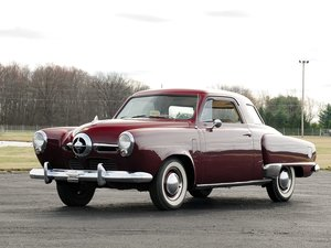 1950 Studebaker Champion  For Sale by Auction
