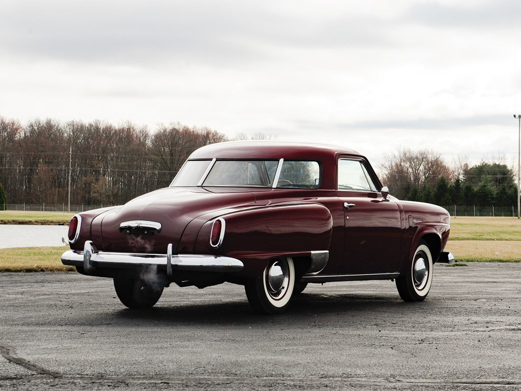 1950 Studebaker Champion  For Sale by Auction (picture 2 of 6)