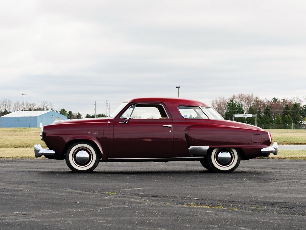 1950 Studebaker Champion  For Sale by Auction (picture 5 of 6)