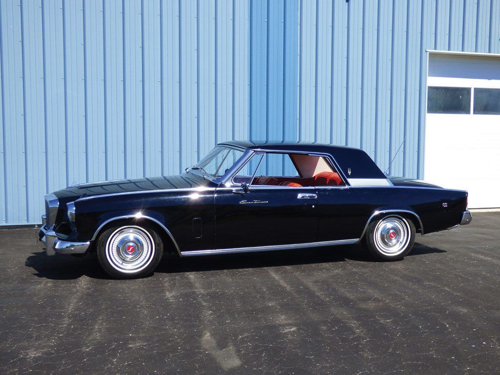 1962 Studebaker GT Hawk  For Sale by Auction (picture 1 of 6)