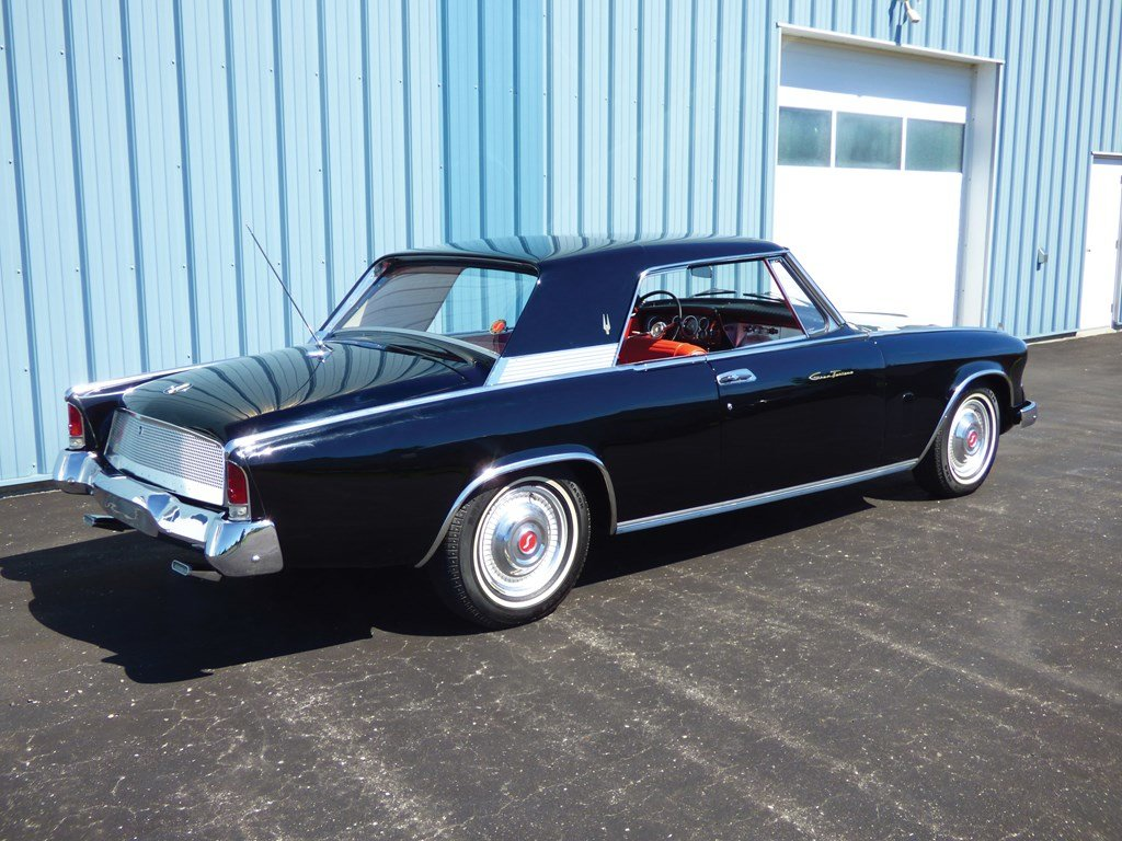 1962 Studebaker GT Hawk  For Sale by Auction (picture 2 of 6)