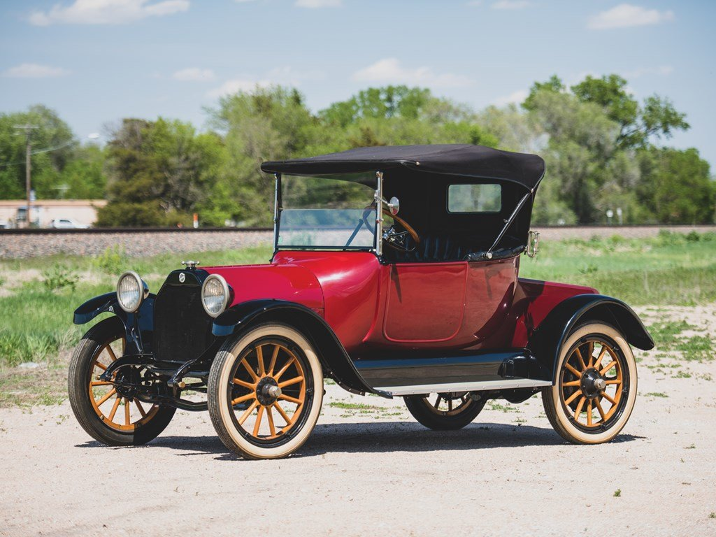 1915 Studebaker Model SD4 Roadster  For Sale by Auction (picture 1 of 6)