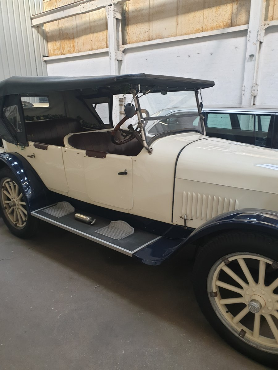 1920 Studebaker Big Six Wedding Car For Sale (picture 2 of 5)