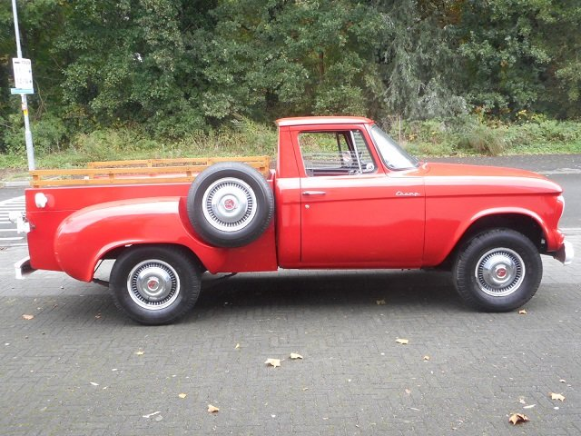 1960 STUDEBAKER CHAMP PICK UP V8 For Sale (picture 6 of 6)