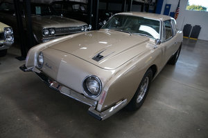 1963 Studebaker Avanti R2 Supercharged 4 spd manual For Sale