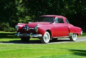 1950 Studebaker Commander Starlight Coupe For Sale by Auction