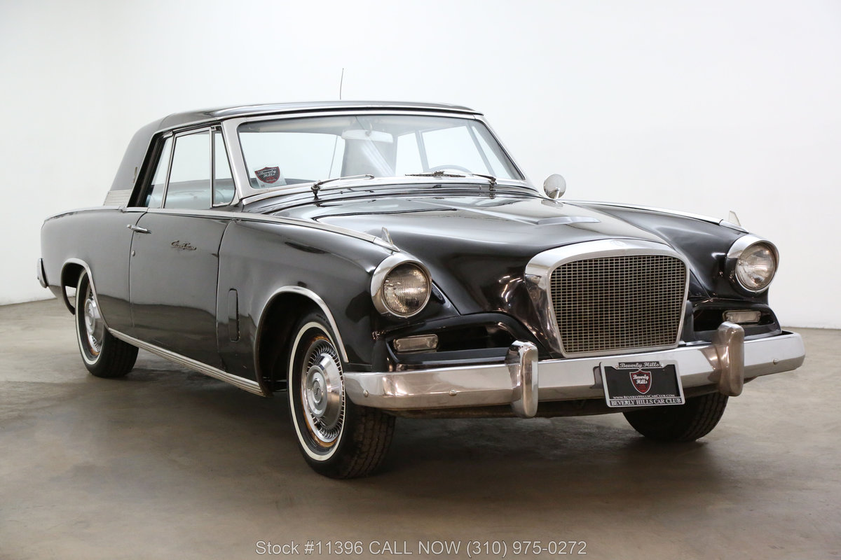 1962 Studebaker GT Hawk For Sale (picture 1 of 6)